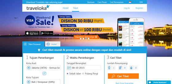 Cari Dan Pesan Tiket Pesawat Murah Lewat Agen Travel Online Bitebrands