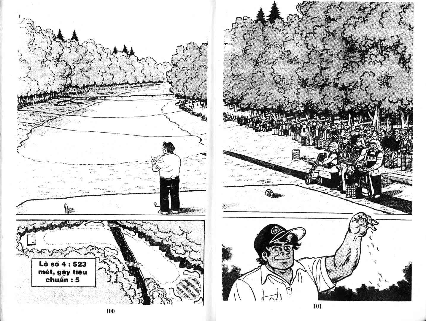 Ashita Tenki ni Naare chapter 42 trang 49