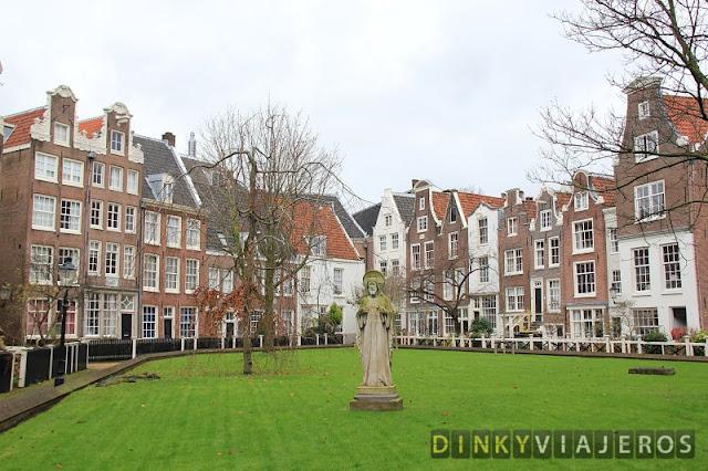 Amsterdam. Begijnhof