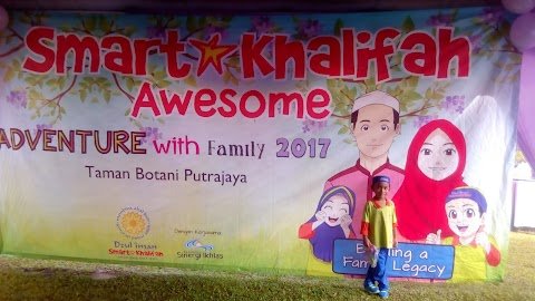 Smart Khalifah Awesome Adventure With Family 2017