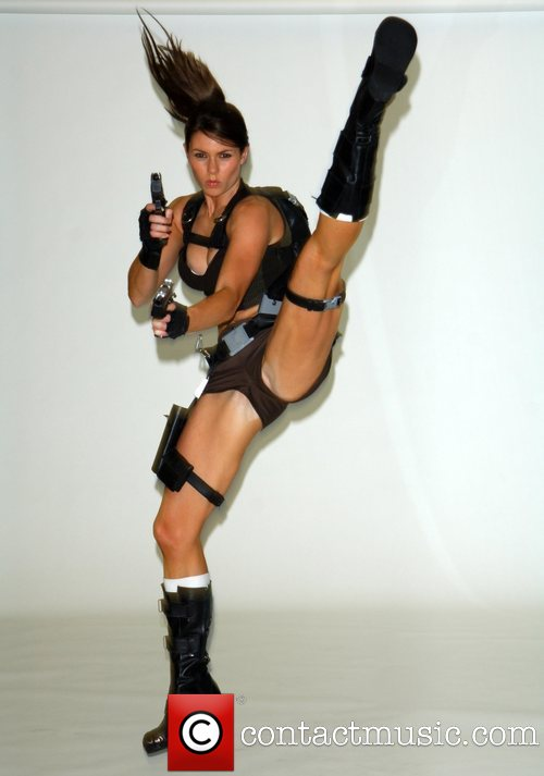 Final, sorry, tomb raider alison carroll your