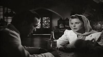 Rick e Ilsa en Casablanca