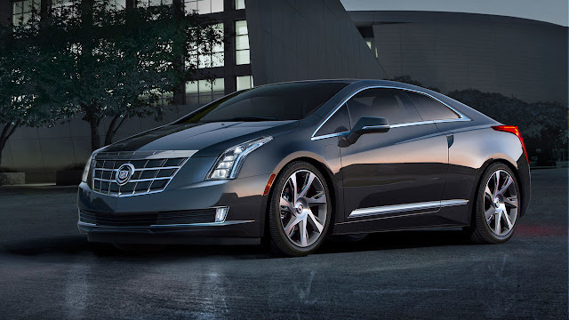 Cadillac ELR Electrifies the Luxury Market