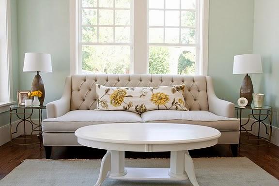 C b i d home decor and design color or neutral Benjamin moore glass slipper living room