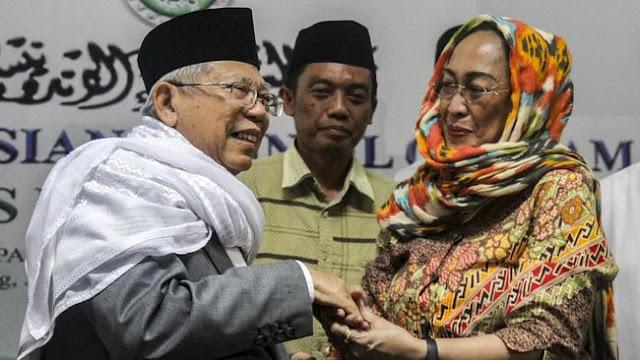Siap Berhadapan Dengan Siapapun, Ahli Hukum MUI Minta Massa Aksi 64 Abaikan Seruan Ma'ruf Amin Maafkan Sukmawati
