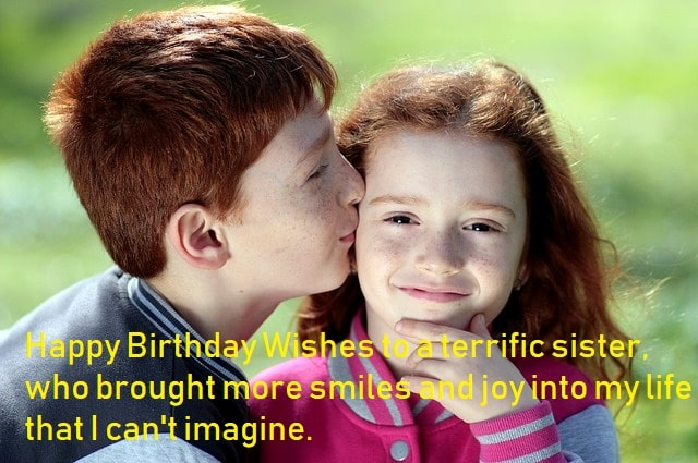 Happy Birthday Wishes, Quotes, Status & Messages For Sister (Updated 2 Hours Before)
