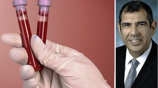 Έλληνας ογκολόγος έφτιαξε το πρώτο τεστ αίματος που ανιχνεύει ταυτόχρονα 8 είδη καρκίνου