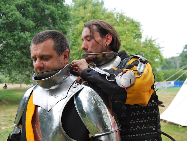 England's Medieval Festival 2016 at Herstmonceux Castle, photos by modern bric a brac