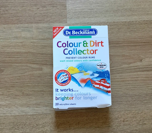 Dr Beckmann Colour and dirt collector packet