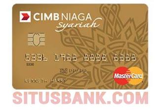 Kartu Kredit Bank Niaga Syariah