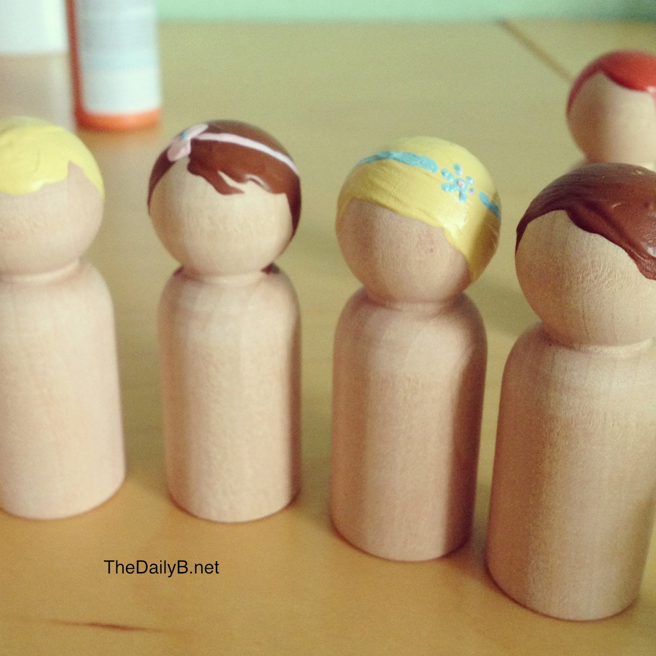 Doll Making Paints