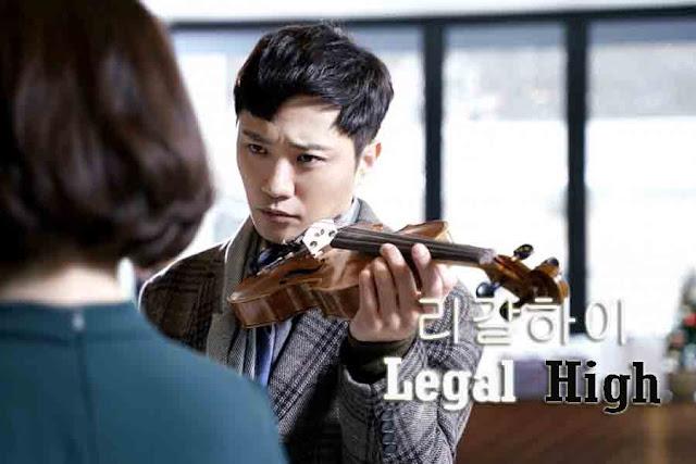 Drama yang di tayangkan di stasiun televisi JTBC ini merupakan drama yang mengambil dongeng Sinopsis Drama Legal High Episode 1-16 (Lengkap)