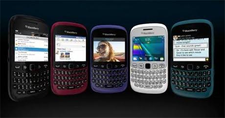 Spesifikasi Dan Harga Blackberry Davis BB Curve 9220