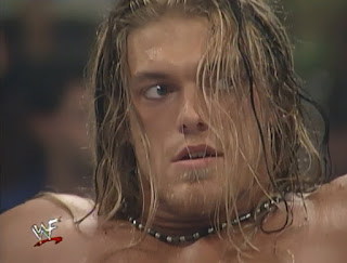 WWF - Breakdown 1998: In Your House 24 - Edge faced Owen Hart