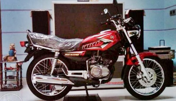 Yamaha RX King ini Harganya 70 Juta