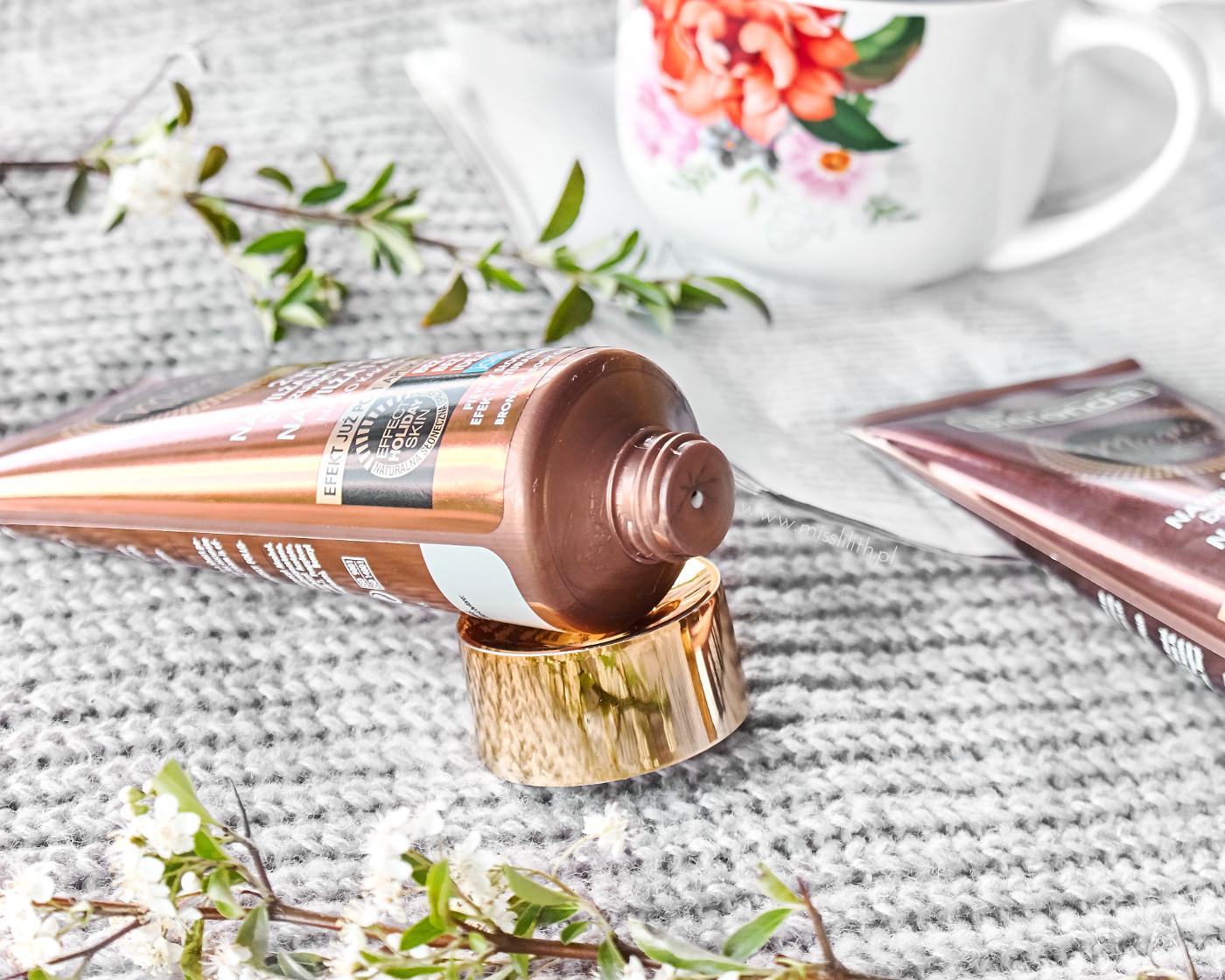 Bielenda, Magic Bronze - Nawilżające balsamy brązujące do jasnej i śniadej karnacji 2w1 blog efekty