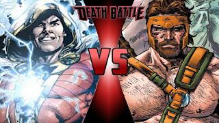 Hercules vs Shazam