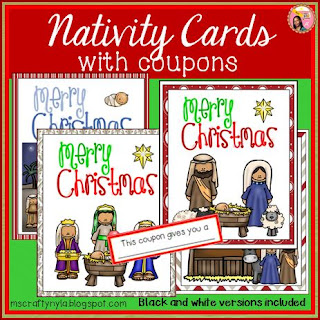 Nativity Cards