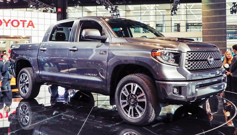 2018 Toyota Tundra Change Updates