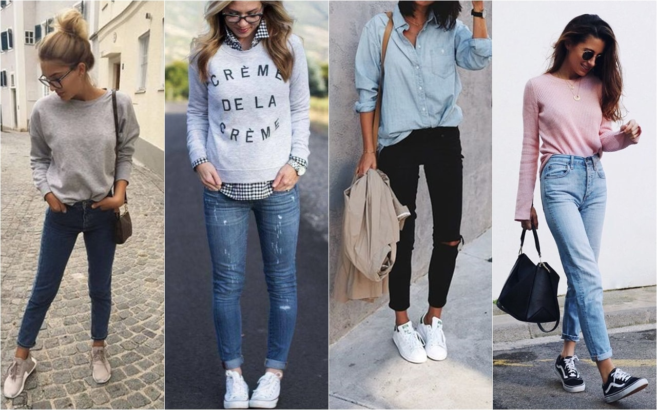 Como usar calça jeans no inverno e ficar estilosa