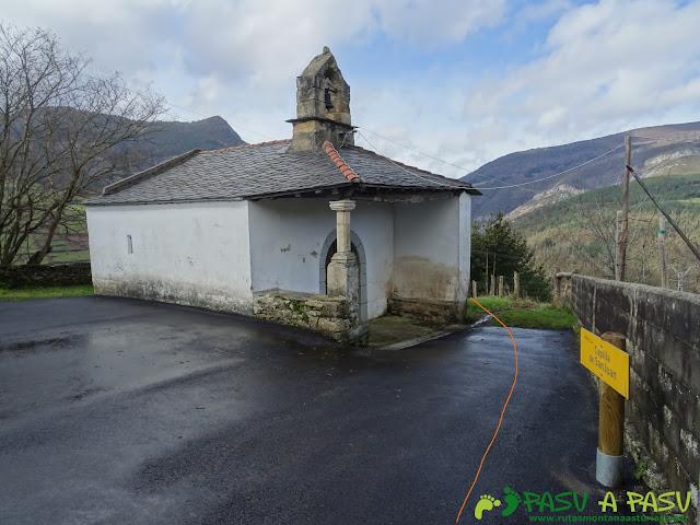 Ermita de San Juan en Silvón, Boal