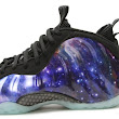 Nike Air Foamposite Galaxy