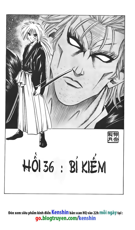 Rurouni Kenshin chap 36 trang 2