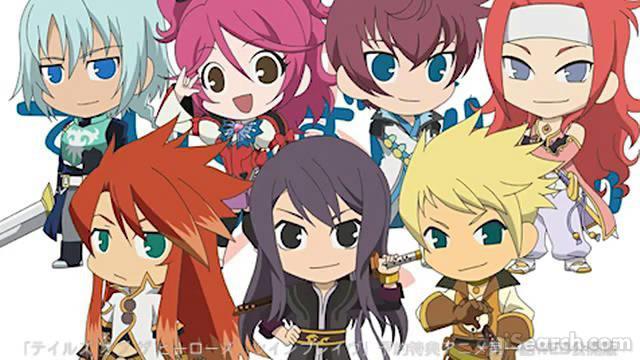 Tales of Gekijou - Best Chibi Anime Shows list