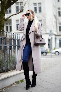 waterfall coat streetstyle