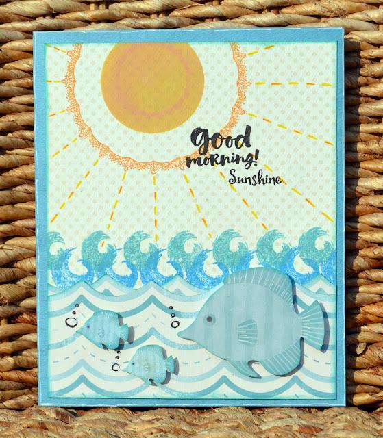 Escape to Paradise_Good Morning Sunshine Card_Denise_13 Aug 01
