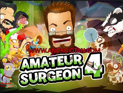 Amateur Surgeon 4 Mod Apk v1.7.0 Unlimited Money Terbaru 2017