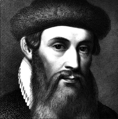 Johannes Gensfleisch to the store Gutenberg
