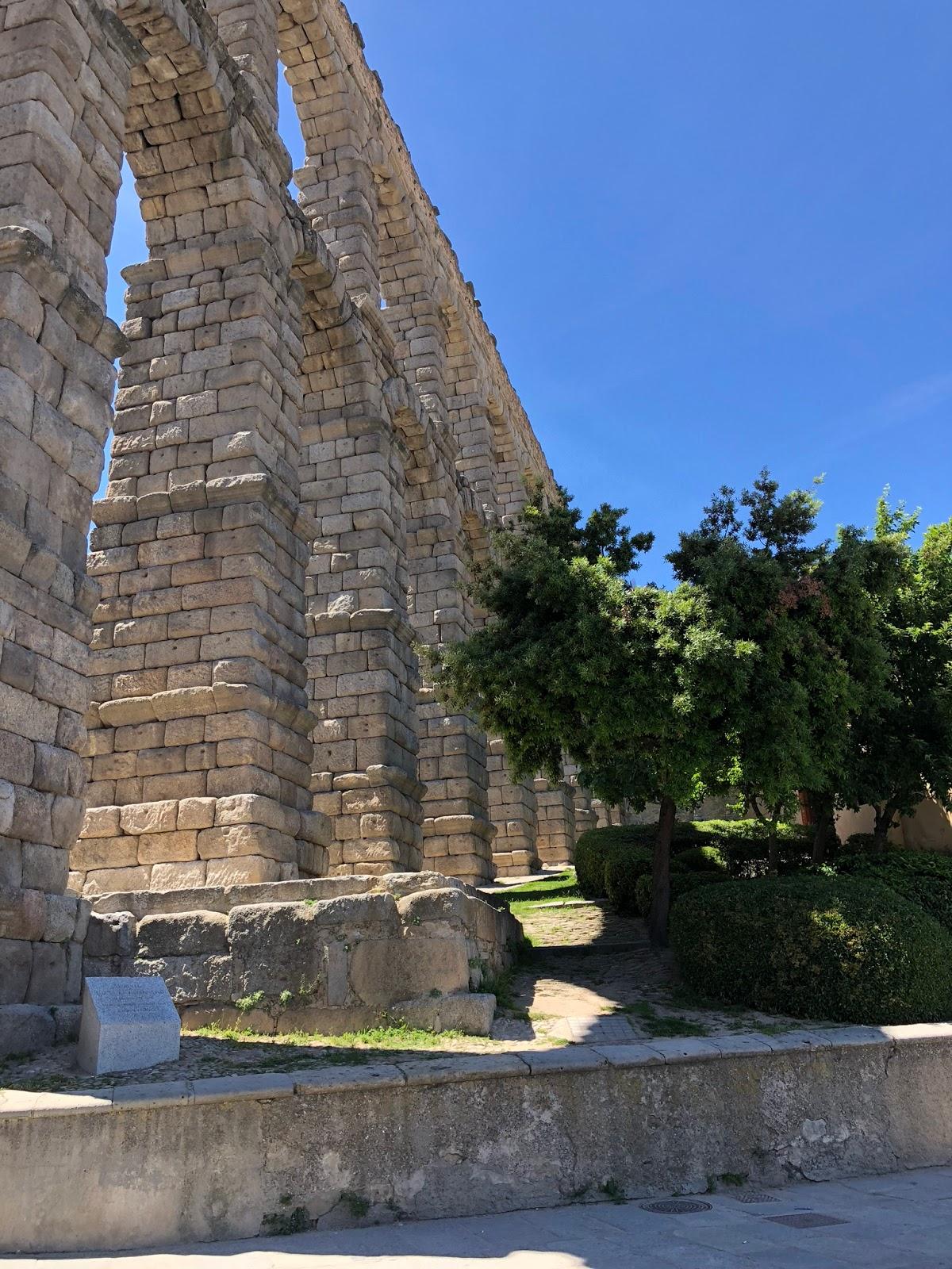 Um dia em Segóvia e Salamanca, na Espanha
