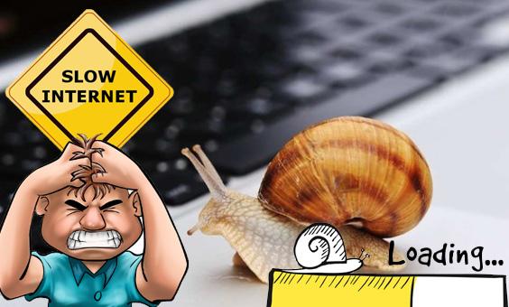 Negara dengan Koneksi Internet Paling Lambat di Dunia