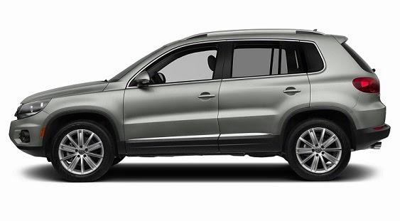 Volkswagen Tiguan Resimleri