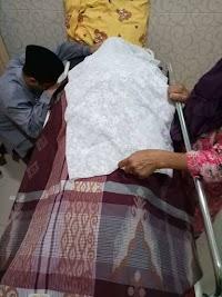 Innalillahi, Ibunda Ustaz Abdul Somad Meninggal Dunia
