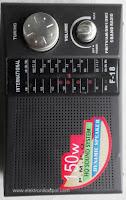 radio kecil 2 band