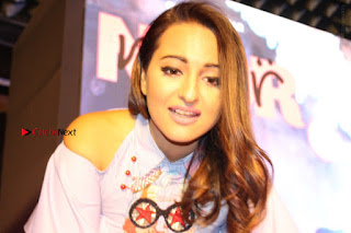 Actress Sonakshi Sinha at the Song Launch of Film Noor  0071.JPG