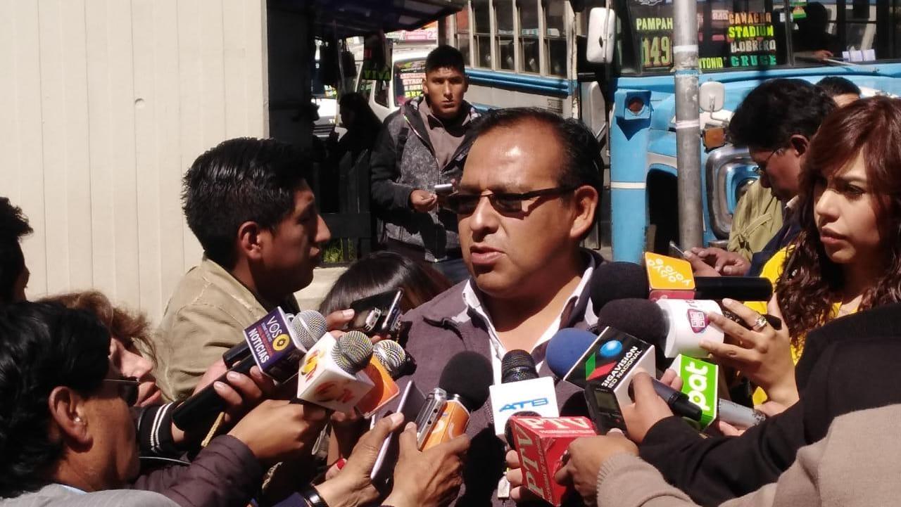Néstor Conde, presidente de la CONAMyPE / ARCHIVO RADIO ÉXITO