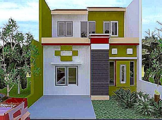 Rumah Minimalis Bertingkat  Design Rumah Minimalis