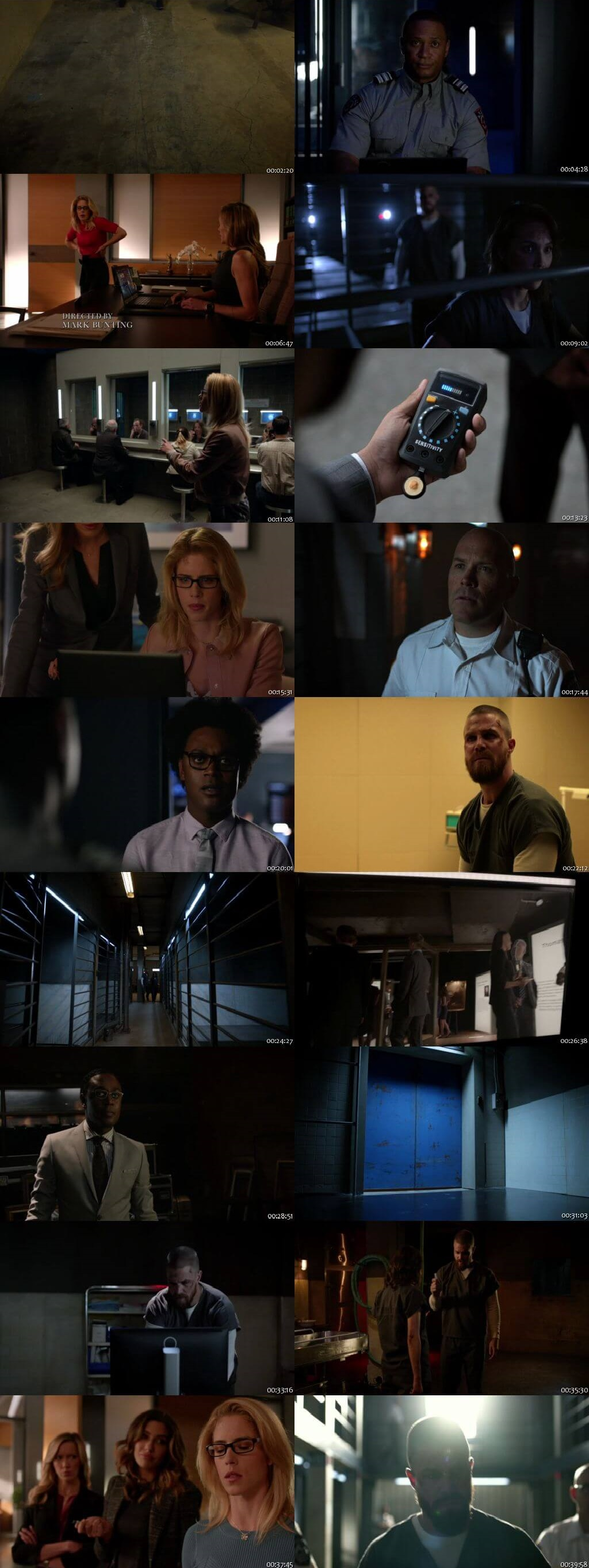 Screenshots Of English Show Arrow Season 07 Episode 05 2018 WEB-DL 720P 300MB