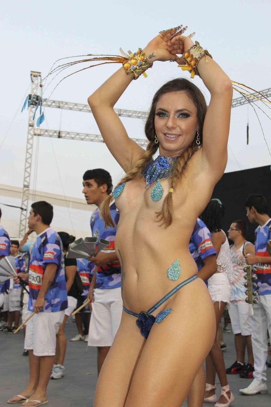 Gil Jung, Academicos Tatuapé, Brazilian carnival 2015