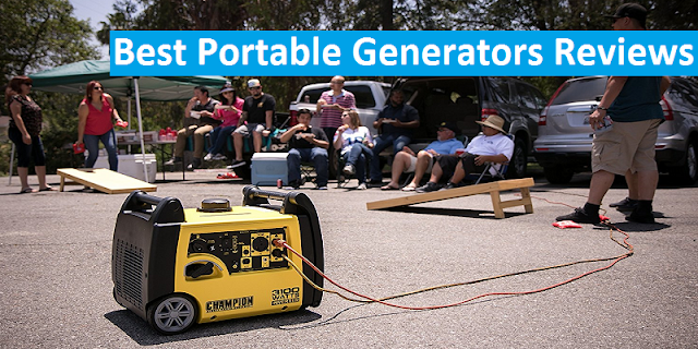 Best Portable Generators Reviews