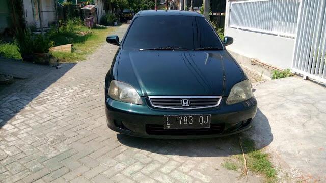 Honda Civic Ferio tahun 2000 bekas
