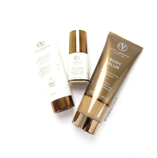 vita liberata luxury tan - the beauty puff