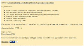 mmm guider's school support news