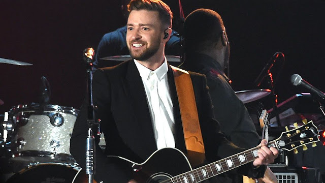 Listen : Justin Timberlake Releases New Song 'Can't Stop the Feeling'