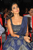 Pooja Hegde choli saree at DJ Duvvada Jaggannadham music launch ~  Exclusive 74.jpg