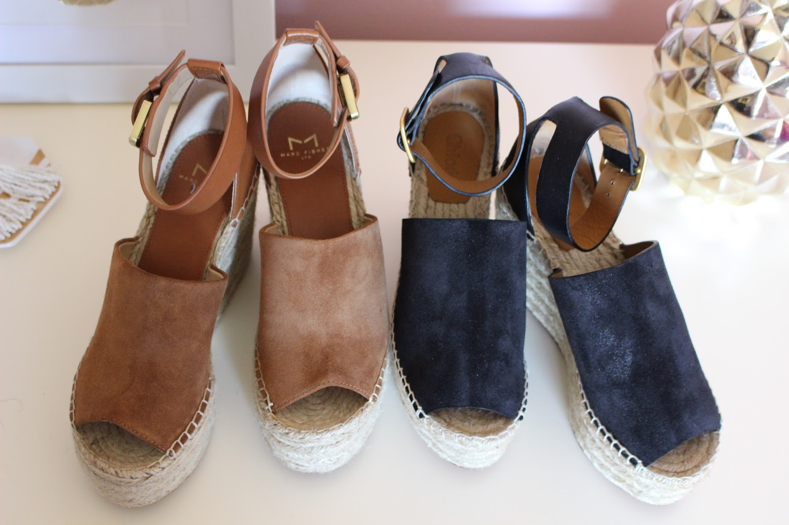 45993d75006 Review  Chloe   Marc Fisher Espadrille Wedges