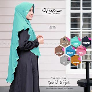 Hasbuna by Quail Hijab